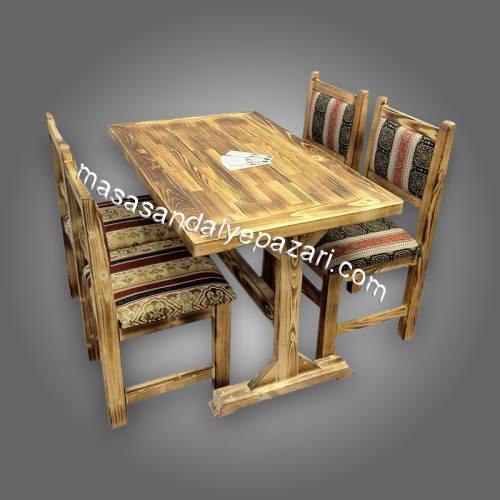 Cafe Masa Sandalye Takımları-TYF37