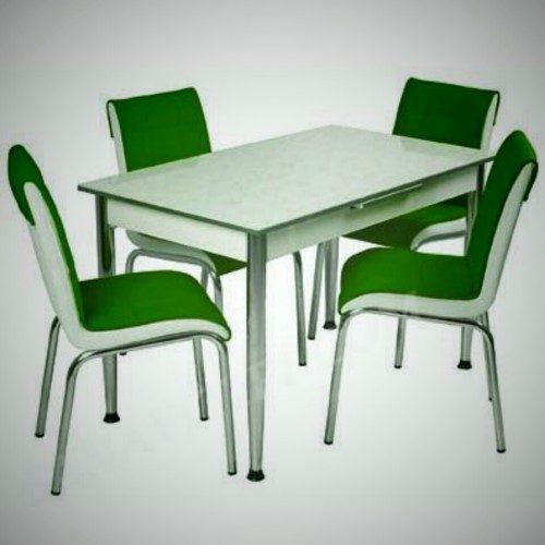 Metal Masa Sandalye Takımı-TYF20